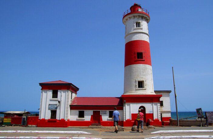 "Jamestown, the ""Beacon"" of Accra, Ghana"