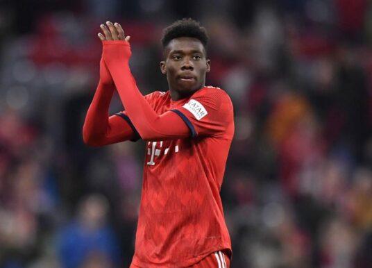 """Alphonso Davies: Bayern Munich Star """"making Ghanaian people proud"""""""