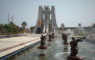 The Kwame Nkrumah Mausoleum