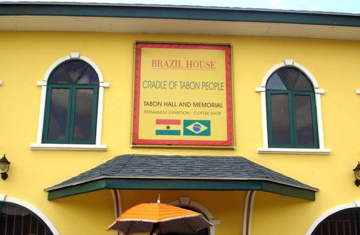 The Brazil house
