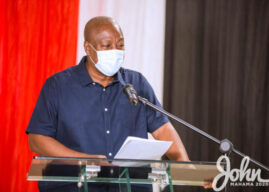 Mahama lauds WHO for approving malaria vaccines