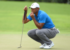 Tiger Woods suffers 'multiple leg injuries' in car crash