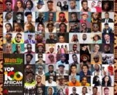 Sarkodie, Wizkid, Cassper Nyovest, Davido and others top 100 African Musicians for 2021