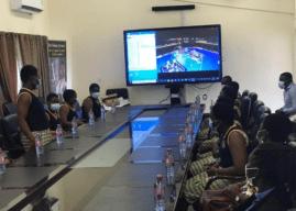 Girls in Tech: Mamfe Methodist Girls wins World Robotics and Coding Competition again