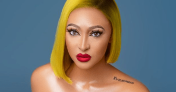 Nigerian actress Rosy Meurer denies breaking Tonto Dikeh's marriage