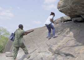 5 Great Serene Places for Hiking in Ghana
