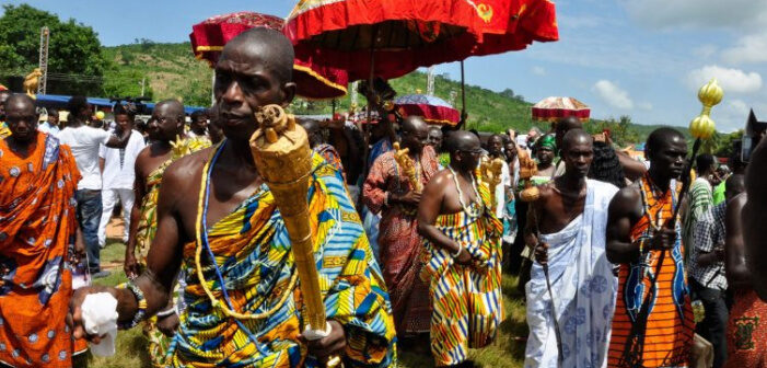 All the facts you need to know about Ghana: (7)
