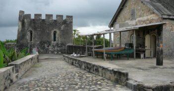 The Fort Gross- Friedrichsburb ofPrinces Town