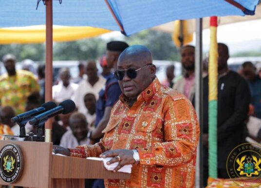 Akufo-Addo solicits help from bank CEOs for Black Stars