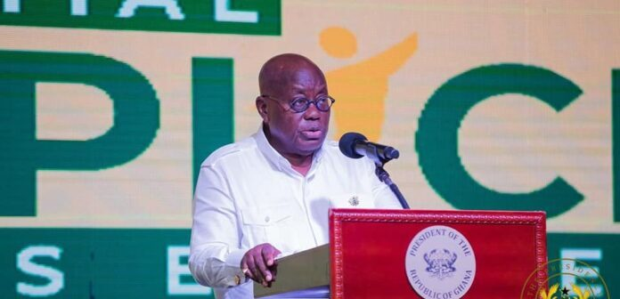 Akufo-Addo promises to make Film Industry profitable and competitive