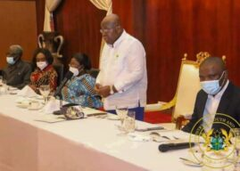 Akufo-Addo sets up 5-member committee to raise $15 million for Black Stars