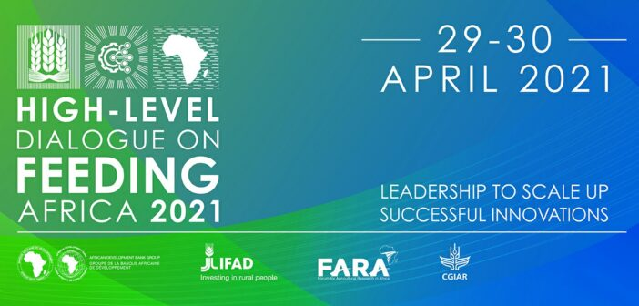 Feeding Africa: Leadership to scale up successful innovations