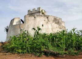 Cape Coast attractions (1): Fort Victoria
