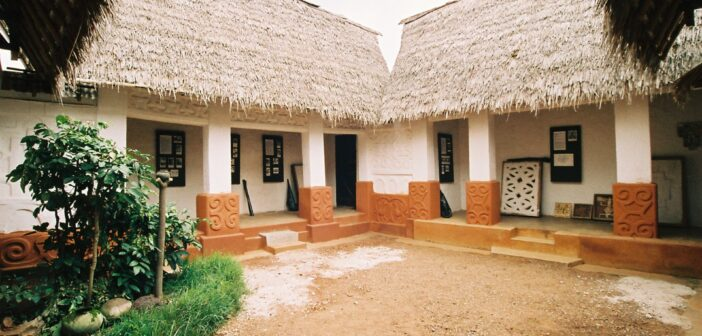 The peculiar nature of the ancient Asante Buildings