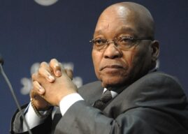 South Africa's ex-president Jacob Zuma sentenced to 15months in jail