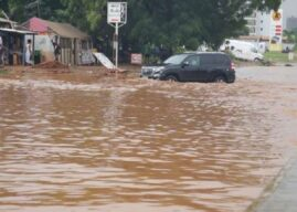 10-year old girl carried away by floodwater in Koforidua