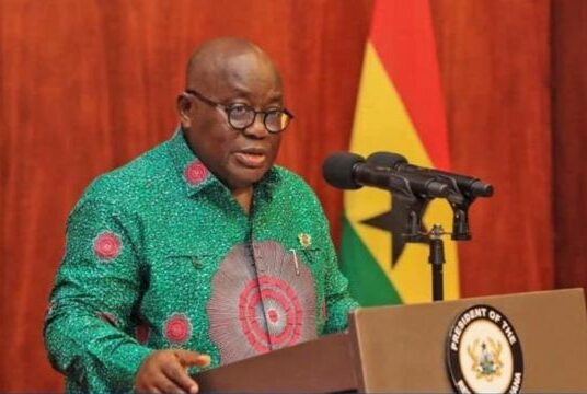 Akufo-Addo: COVID-19 vaccination exercise to commence soon