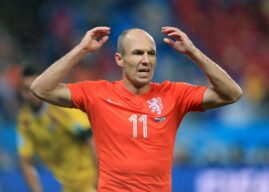 Arjen Robben: Netherland's legend retires for second time