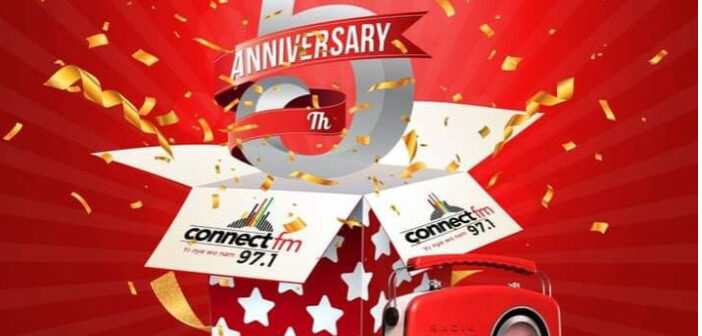 Connect 97.1FM celebrates its 5th anniversary