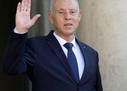 Tunisia President Kais Saied accused of coup amid conflicts