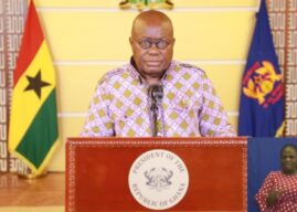 Akufo-Addo apologizes for goofing in Cape coast harbor comment