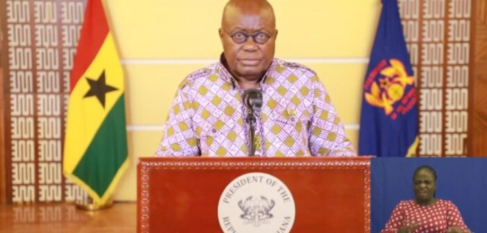 Government to invest $25million to establish National Vaccine Institute- President Akuffo-Addo