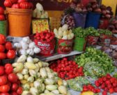 Prices of food commodities increase in some market centers