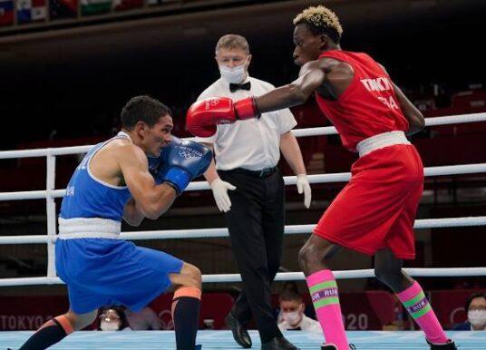Samuel Takyi secures first Olympic medal for Ghana since 1992