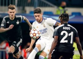 Edmund Addo dominates Madrid's superstar midfield as Sheriff Tiraspol shock Bernabeu