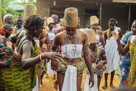 The positive  cultural practices in Ghana