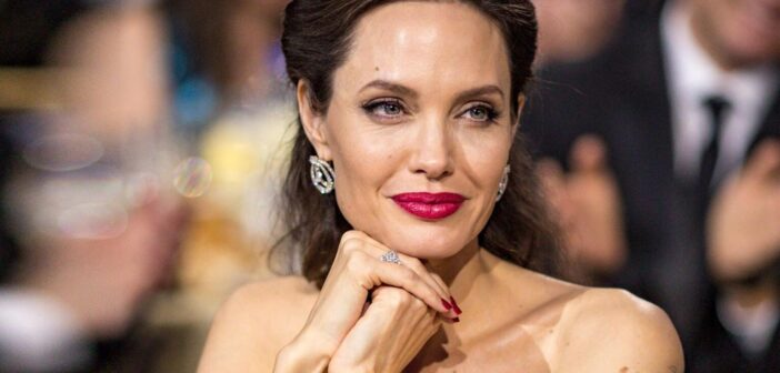 I feel inspired by young people fighting for their rights—Angelina Jolie