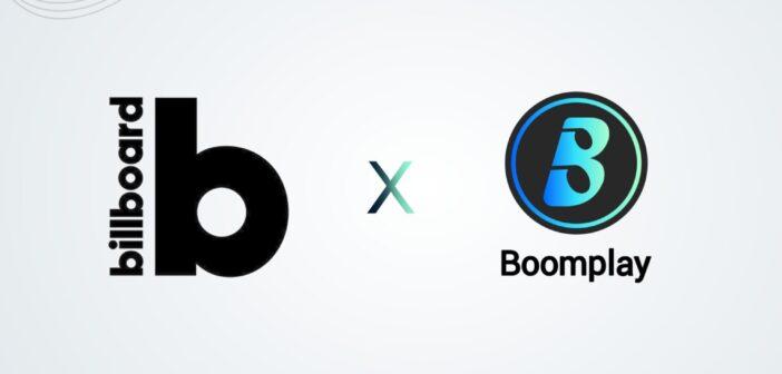 Boomplay: Streams count toward  billboard charts