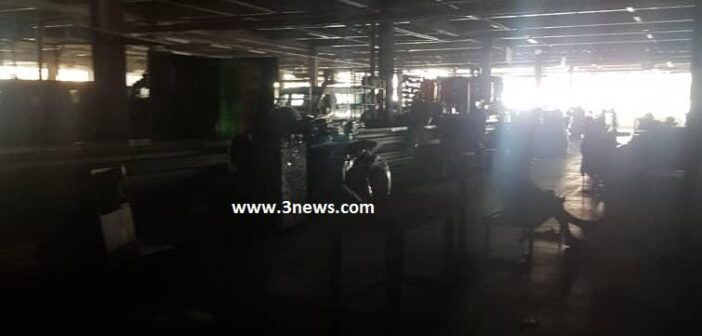 ECG cuts power supply to Kejetia market due to accumulated debts